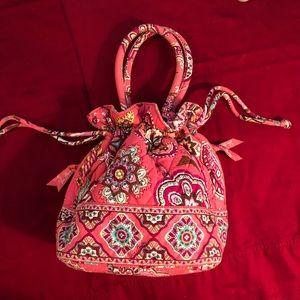 Vera Bradley HOBO drawstring bag